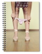 Underpants Spiral Notebook