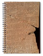 Venus Tablet Of Ammisaduqa, 7th Century Spiral Notebook