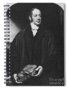 William Buckland, English Paleontologist Spiral Notebook