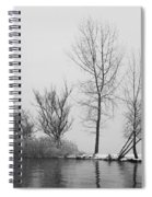 Wintertrees Spiral Notebook