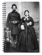 Civil War: Black Troops Spiral Notebook