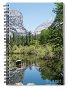Yosemite Spiral Notebook