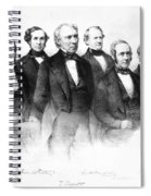 Zachary Taylor (1784-1850) Spiral Notebook