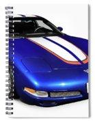 2004 Chevrolet Corvette C5 Spiral Notebook