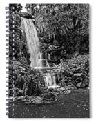 20120915-dsc09800_bw Spiral Notebook