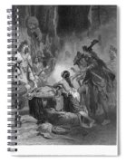 Pocahontas (1595?-1617) Spiral Notebook