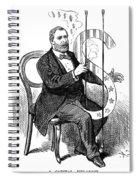 Ulysses S. Grant (1822-1885) Spiral Notebook