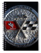 25th Anniversary Spiral Notebook