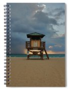 26- Storm Front Spiral Notebook