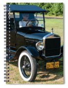 27 Ford Spiral Notebook