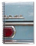 280 Se Spiral Notebook