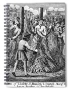 Foxe: Book Of Martyrs Spiral Notebook