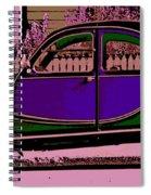 2CV Spiral Notebook