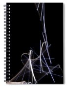 A Dropped Pin Spiral Notebook