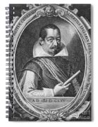 Albrecht Von Wallenstein Spiral Notebook
