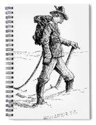 Alpine Mountaineering Spiral Notebook