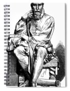Ambroise Par�, French Surgeon Spiral Notebook