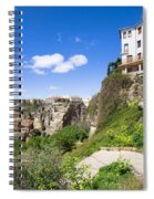 Andalusia Landscape Spiral Notebook