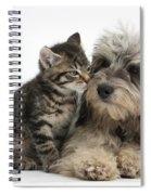 Animal Friends Spiral Notebook