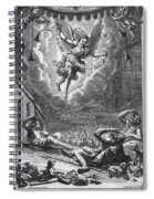 Annunciation To Shepherds Spiral Notebook