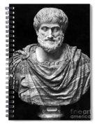 Aristotle (384-322 B.c.) Spiral Notebook