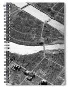 Atomic Bomb Destruction, Hiroshima Spiral Notebook