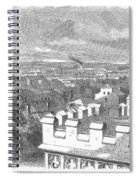 Baton Rouge, 1862 Spiral Notebook