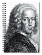 Bernhard Siegfried Albinus, Dutch Spiral Notebook