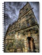 Bolsover Castle Spiral Notebook