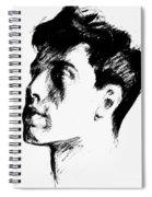 Boris Leonidovich Pasternak Spiral Notebook