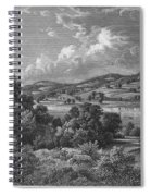 Braddock: Fort Duquesne Spiral Notebook
