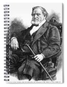 Brigham Young (1801-1877) Spiral Notebook