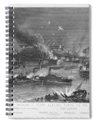 Capture Of New Orleans Spiral Notebook
