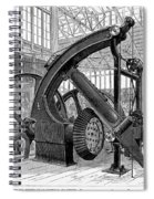 Centennial Fair, 1876 Spiral Notebook