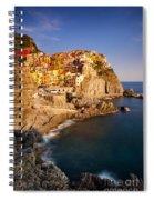 Cinque Terre Spiral Notebook