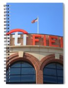 Citi Field - New York Mets Spiral Notebook