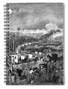 Civil War: Fredericksburg Spiral Notebook