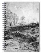 Civil War: Spotsylvania Spiral Notebook