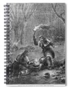 Civil War: Wounded Spiral Notebook