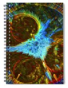 3 Eggs Spiral Notebook