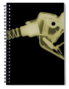 Gas Nozzle, X-ray Spiral Notebook