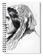 George Eliot (1819-1880) Spiral Notebook