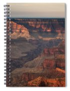 Grand Canyon Sunrise Spiral Notebook