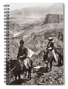 Grand Canyon: Sightseers Spiral Notebook