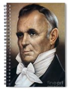 James Buchanan (1791-1868) Spiral Notebook