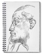 James Joyce (1882-1941) Spiral Notebook