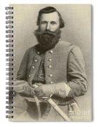 Jeb Stuart, Confederate General Spiral Notebook