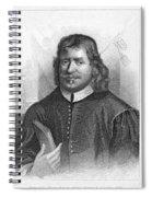 John Bunyan (1628-1688) Spiral Notebook