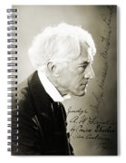 Kenesaw Mountain Landis Spiral Notebook