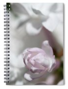 Lilac Named Beauty Of Moscow Spiral Notebook